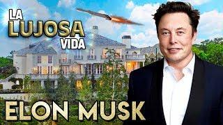Elon Musk   La Lujosa Vida   Fortuna