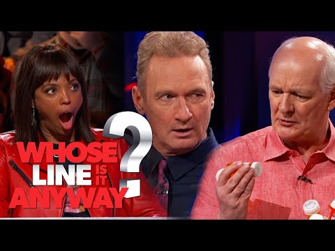 Tajemství: Stárnoucí Superman - Whose Line Is It Anyway?