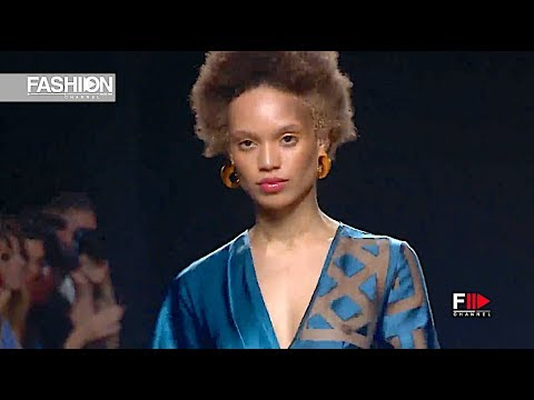 MIGUEL MARINERO Highlights MBFW Spring Summer 2019 Madrid - Fashion Channel