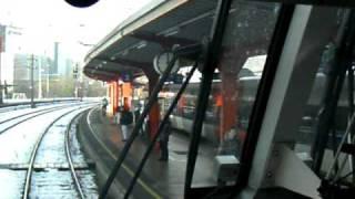 preview picture of video 'Einfahrt Bruck an der Mur'