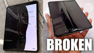 Samsung Galaxy Fold Broken Screens: Should You Buy it?