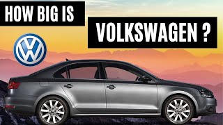 How Big is Volkswagen???  || 10 Facts You Must Know