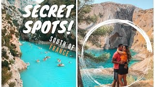 French Riviera Holiday Travel Vlog | Must See Spots To  Visit South Of France!