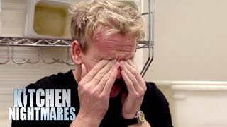 Co-Owner Caught Red-Handed Lying About Prices | Kitchen Nightmares