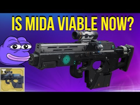 Is Mida Viable Now? (Update 2.5.0.1) Destiny 2 Season Of Opulence