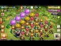 CLASH OF CLANS - MOST RESSOURCES EVER.