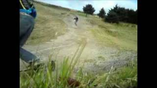 Mountain Boarding at Another World