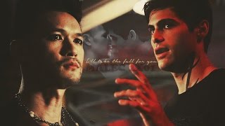 Alec & Magnus - I'll take the fall for you (Spoilers 2x01)