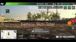 Mavic Pro Altitude Limit Hack