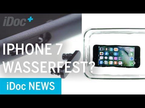Test & Analyse: Wieso das iPhone 7 wasserfest ist (extra Detailaufnahmen)