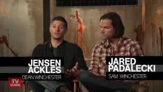 Jensen Ackles & Jared Padalecki reflect on the road so far