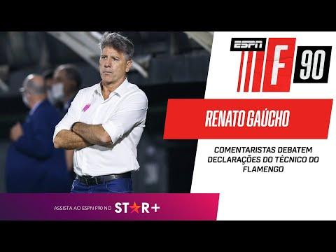 RENATO GAÚCHO: Sormani diz que técnico está 'arrumando a cama' para possível derrota na Libertadores