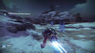 How to get overcharge for quest make the vanguard smile