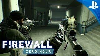 FIREWALL Zero Hour - 29 de agosto en exclusiva para PSVR -Tráiler en castellano