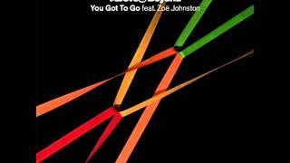 Above & Beyond feat. Zoe Johnston - You Got To Go (Kyau & Albert Remix)