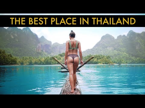 THE BEST OF THAILAND - Khao Sok National Park (GET HERE NOW)