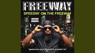 Speedin' on the Freeway
