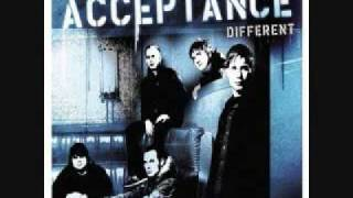 Acceptance - Take Cover - Acoustic - Unreleased