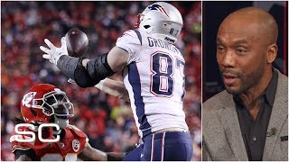 Chiefs beat themselves mentally in 'soul-destroying' loss to Patriots - Louis Riddick   SportsCenter