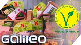 Fleischersatz-Produkte: Wie gesund und gut sind sie wirklich? | Galileo testet | ProSieben