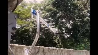 Como instalar sua antena digital.