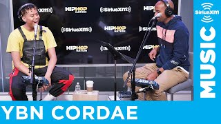 """YBN Cordae On Creating """"RNP"""" With Anderson .Paak, Produced By J. Cole"""