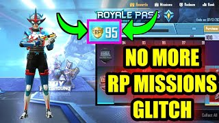 How To Get RP Points To Complete 100RP, RP GLITCH. No More Missions...