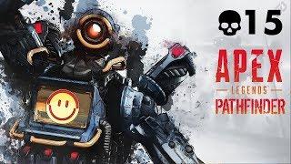Apex Legends Люто потная катка - Патфайндер 16 килов