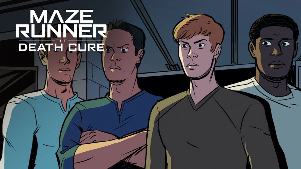 Maze Runner: Origins Comic