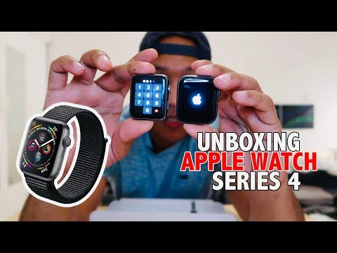 Unboxing Apple Watch Series 4 | Birthday Gift | VLOG 31