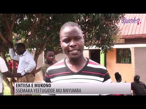 Ssemaka yeetugidde mu nnyumba e Mukono