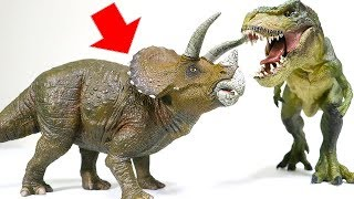 1番有名な草食恐竜はこいつだ!T.レックスのライバルトリケラトプスジュラシック・ワールド
