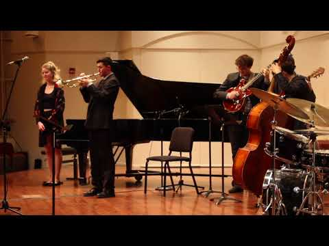 A clip from my senior recital at CSUN
