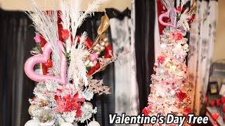 Valentine's Day tree Tutorial 2021