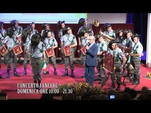 IL CONCERTO DELLE FANFARE AL CASINO' DI SANREMO SU IMPERIA TV