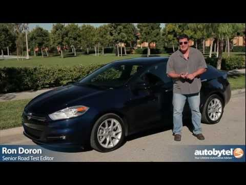 2013 Dodge Dart Video Review