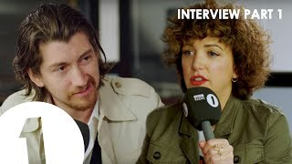 I Ended Up Making A World Of My Own: Alex Turner Talks New Music | Part 1/3