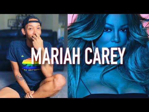 Mariah Carey A No No Amp The Distance Wlyrics Reaction Amp Review