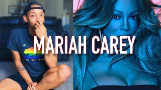 Mariah Carey A No No Amp The Distance Wlyrics Reaction Amp Review