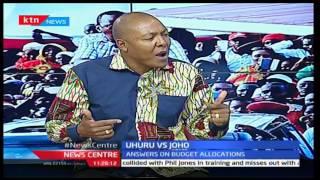 News Centre: Uhuru hits at Mombasa Governor Joho - 14/3/2017