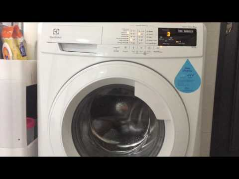Electrolux washing machine EWF10843 making loud noise