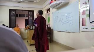 KINH TRUNG BỘ - SƯ TOẠI KHANH( 18/02/2017 ) P01