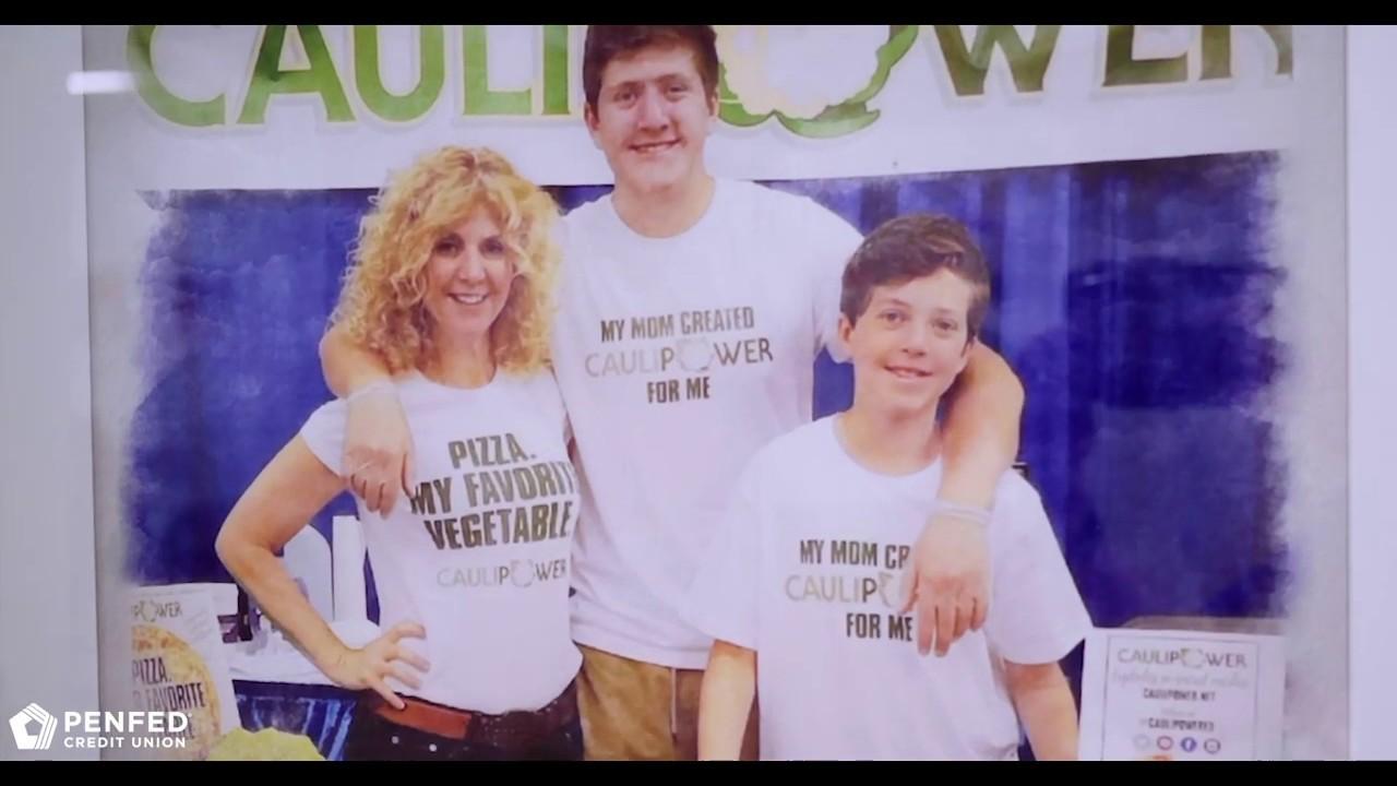 Gail Becker: Caulipower Founder