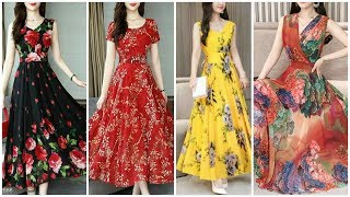 50 Gowns Designs ||Top Beautiful Long Frock Design||Frock Designs For Girls