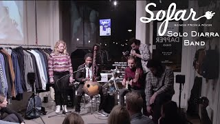 Solo Diarra Band - Kanakasi | Sofar Oslo