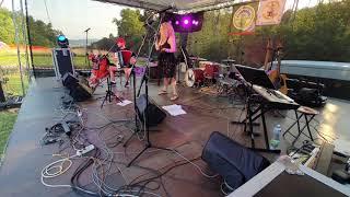Magdalena Malanikova & The Witchers (live) part 1