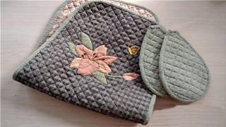 DIY Shine Sewing Tutorial  Quilted Bag Japanese Patchwork