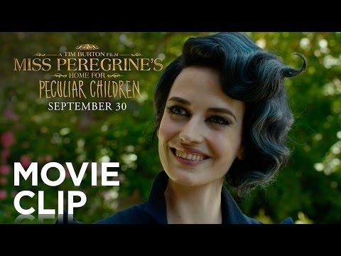 Miss Peregrine's Home for Peculiar Children (Clip 'A Peculiar Loop')