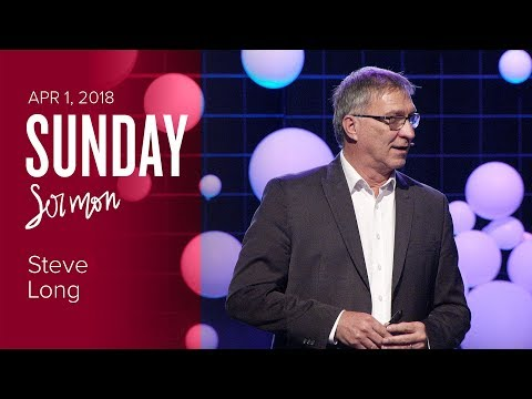 Being Salt & Light in Your Workplace - Steve Long (Sunday, 1 Apr 2018)
