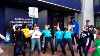 Bernie for Bernie @ Charlotte, NC MLK Day parade